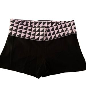 Victoria's Secret PINK YOGA Shorts Size Large